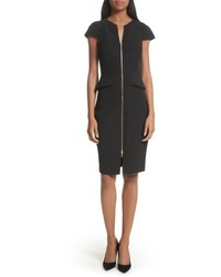 Ted Baker London Architectural Pencil Dress