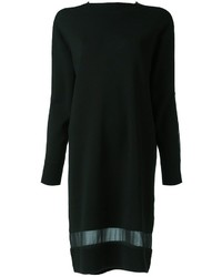 Rag & Bone Zipped Longsleeved Short Dress