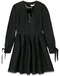 Fendi Short Cloqu Dress