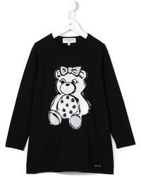 Simonetta Teddy T Shirt Dress