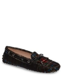 Tod's Gommini Heaven Genuine Calf Hair Driving Moccasin