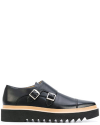 Stella McCartney Platform Monk Shoes
