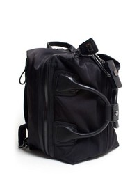 Caraa Duffel Backpack Black