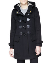 Brit finsdale hooded duffle coat w toggles medium 791658
