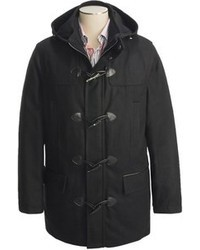 Marc New York By Andrew Marc Wool Duffle Coat Insulated
