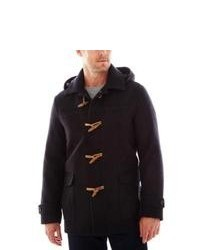 Claiborne Duffle Coat Charcoal