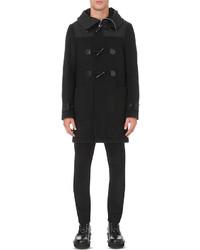 Givenchy Giv Coat Long Duffle