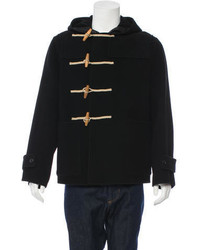 Burberry Prorsum Wool Coat W Tags
