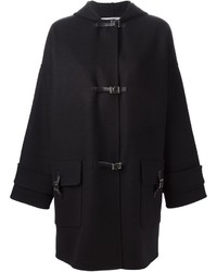 Valentino Wide Sleeve Duffle Coat