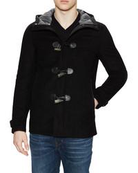 Vince City Toggle Wool Coat