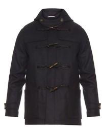 MAISON KITSUNÉ Wool Duffle Coat