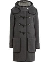 Carven Wool Duffle Coat