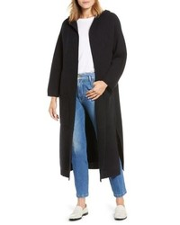 Halogen Cashmere Hooded Duster
