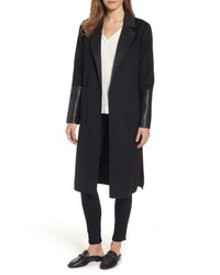MICHAEL Michael Kors Michl Michl Kors Double Face Wool Blend Duster
