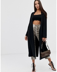 ASOS DESIGN Soft Duster Coat