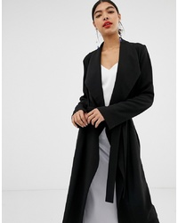 ASOS DESIGN Waterfall Duster Coat