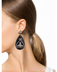 Anglique De Paris Goa Pear Earrings W Tags
