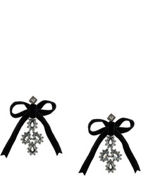 Dsquared2 Crystal Bow Earrings