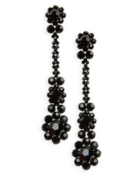 Simone Rocha Crystal Drop Earrings