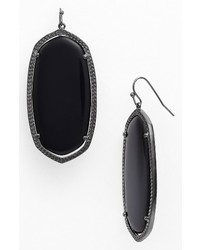 Kendra Scott Danielle Large Oval Statet Earrings