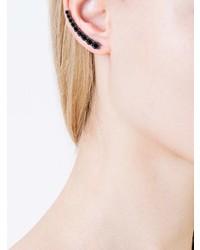 Alinka Dasha Diamond Large Slider Earrings