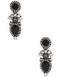 Forever 21 Faux Gemstone Statet Earrings