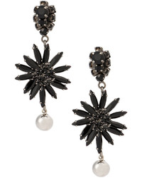 Marni Flower Chandelier Earrings