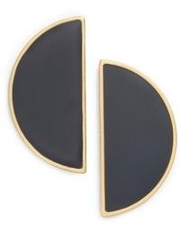 Madewell Half Moon Earrings