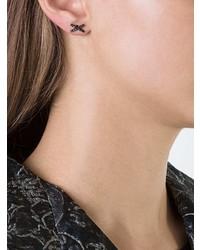 Alinka Katia Diamond Stud Earrings