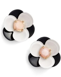Kate Spade New York Pick A Posy Stud Earrings