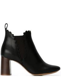 Chloé Lauren Ankle Boots