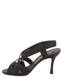 Cheron elastic ankle strap sandals medium 5379619