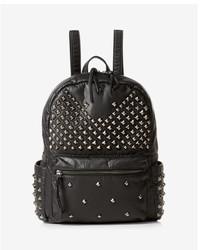 Express Stud Embellished Backpack