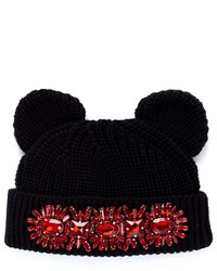 Nobrand Jewel Cat Ear Beanie