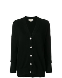 MICHAEL Michael Kors Michl Michl Kors Button Embellished Cardigan
