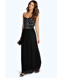 54dbe073fad1 Women's Black Evening Dresses by Boohoo | Women's Fashion ...