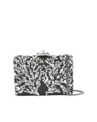Oscar de la Renta Minaudire Clutch Bag