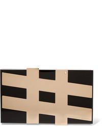 Pandora embellished perspex clutch black medium 954187