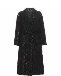 Marc Jacobs Embellished Knitted Coat
