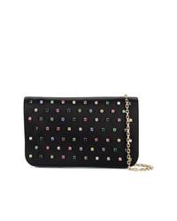 RED Valentino Crystal Embellished Bag