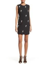 London mareey embellished tunic dress medium 967945