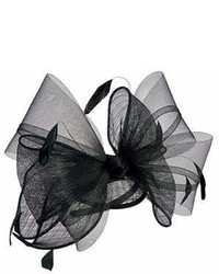 San Diego Hat Company Bow Sinamay Fascinator Drs3555