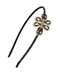 Tasha Royal Affair Headband Black