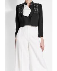 Embellished cropped jacket medium 3711117