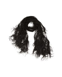 Valentino Feather Lace Shawl
