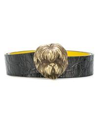 Marni Dog Buckle Belt