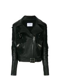 Almaz Embellished Biker Jacket