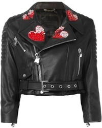 Philipp Plein For Love Biker Jacket