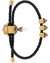 Alexander McQueen Embellished Bracelet