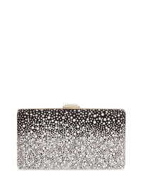 Jimmy Choo Clemmie Degrade Crystal Frame Clutch